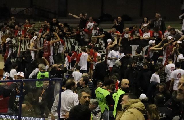 La Bertram Tortona è in stato di grazia: la Coppa Italia di serie A2 è sua!
