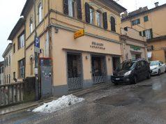 Il negozio Ubaldi di via Gramsci