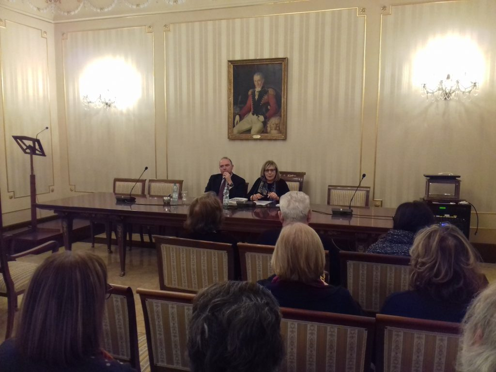 La presentazione del Dizionario delle donne marchigiane a Palazzo Bisaccioni