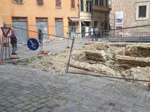 Scavi Piazza Colocci
