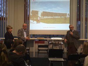 Roberto Renzi e Paolo Castelli
