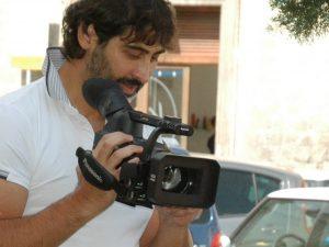 L'allenatore regista Ernesto Vagnoni