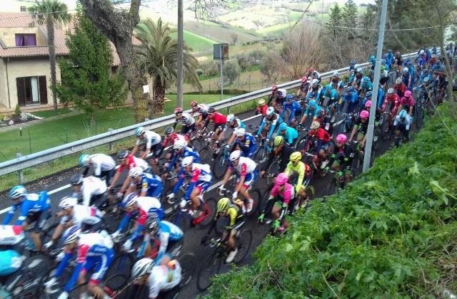 Tirreno-Adriatico, sale l'attesa a Jesi: squadre, campioni e orari