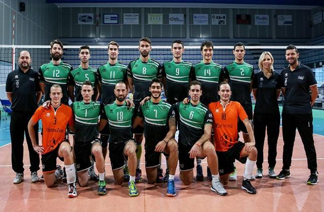 La Sampress Nova Volley 2017-2018