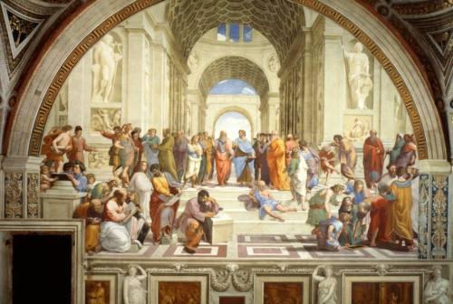 Jesi, via ai lavori a Palazzo Pianetti per la mostra su Raffaello e Colocci
