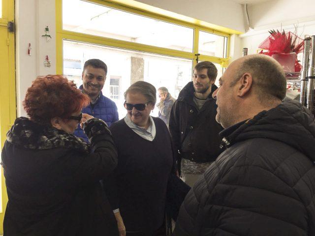 Valeria Mancinelli a Collemarino