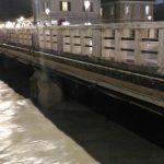 Il fiume sotto il ponte II Giugno