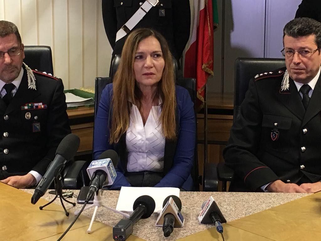 Il procuratore capo facente funzioni Irene Bilotta