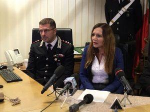 Il procuratore capo Irene Bilotta