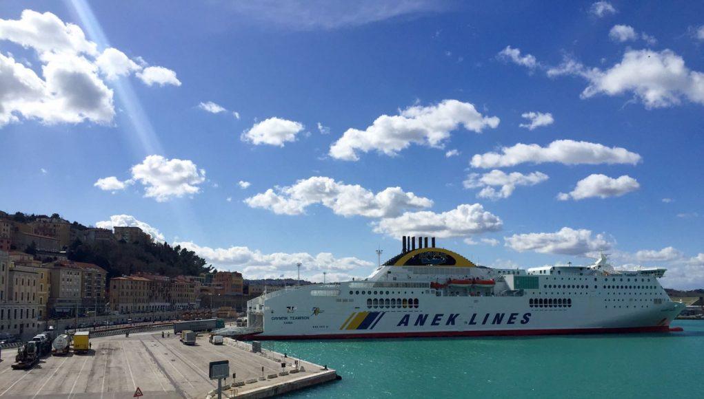 Ancona, il porto
