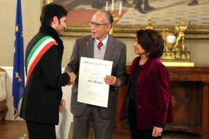 Mario Pianesi, il guru della macrobiotica
