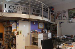 La biblioteca speciale della Fondazione Arca di Senigallia