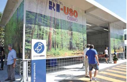 Osimo, Centro Ambiente e del Riuso di Astea chiusi il pomeriggio