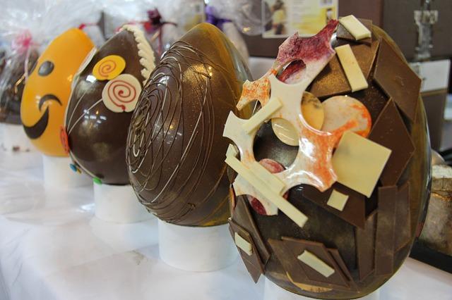 """Uova al cioccolato, questione di gusto e di """"equilibrio"""""""