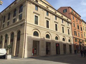 L'ex Metropolitan ad Ancona