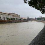 Il fiume Misa a Senigallia e ponte Garibaldi