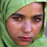 fotografia di donne e guerra, scattata da Giorgio Pegoli