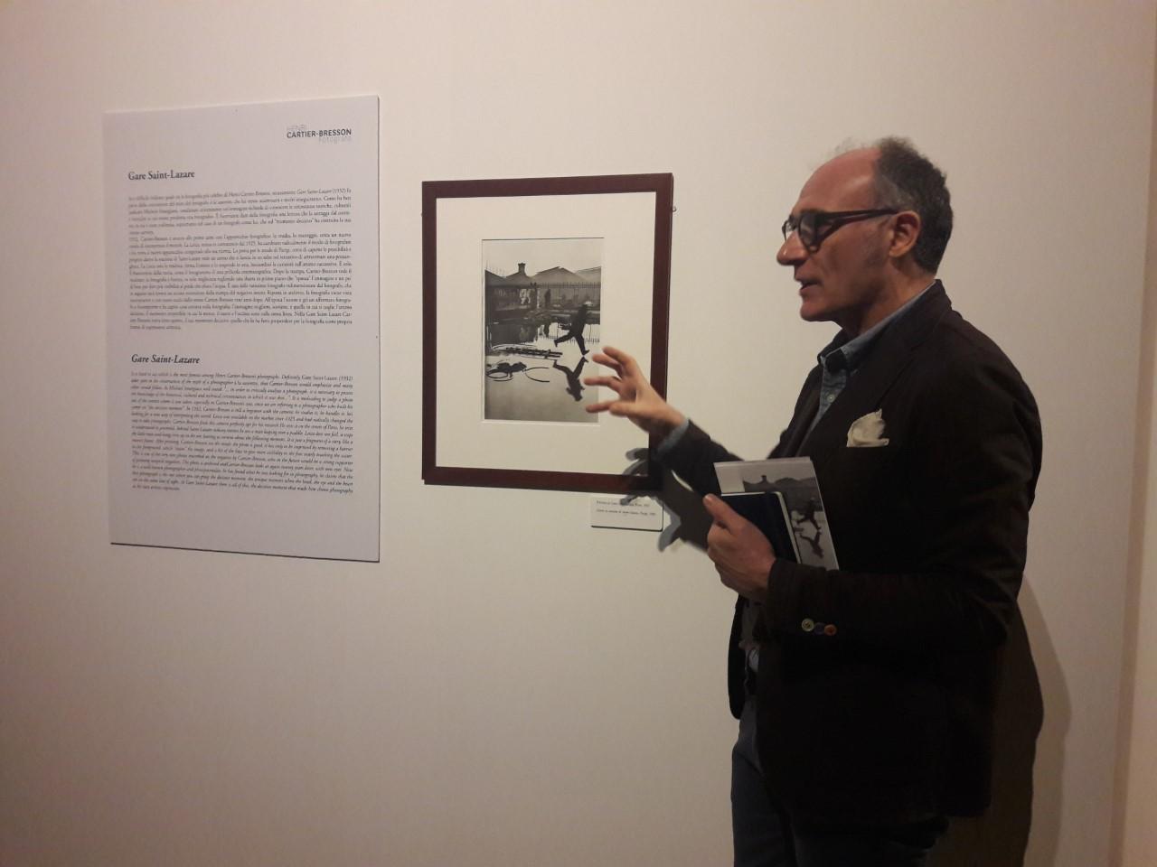 Alla Mole la mostra dedicata a Henri Cartier-Bresson, grande maestro della fotografia del '900
