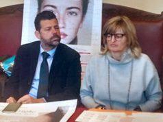Maurizio Mangialardi e Ilaria Ramazzotti