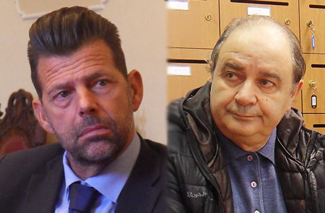 Maurizio Mangialardi e Giorgio Sartiniq
