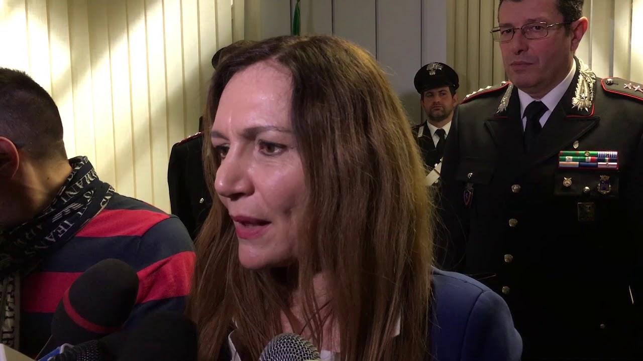 Omicidio di Renata, il corpo tenuto in auto per due giorni sigillato con le buste della spazzatura (Video)