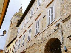 Palazzo Gambelli a Ostra Vetere