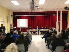 La presentazione del progetto del parco urbano di Osimo