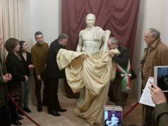 Il ritorno della statua del Traiano a Ostra Vetere