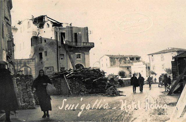 Ufficio Lavoro Senigallia : La storia è la mia passione dopo il terremoto di senigallia