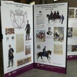 Pannelli esplicativi per i 70 anni di apertura degli stabilimenti della Polizia di Stato di Senigallia