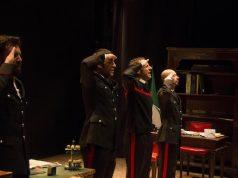 """Un'immagine della commedia """"Minchia signor tenente"""" che andrà in scena a Sassoferrato"""