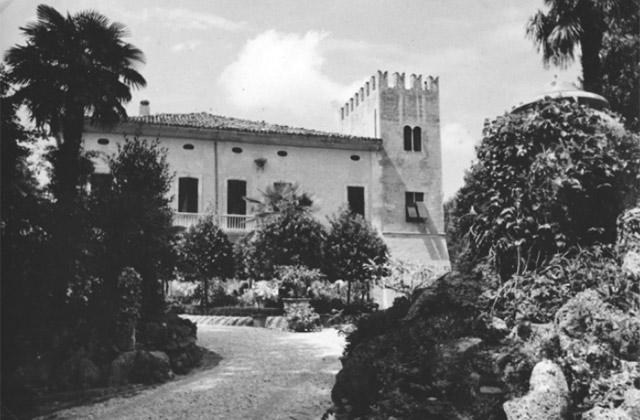 Villa Cesarini a Corinaldo: da antico castello a casa protetta per anziani e disabili