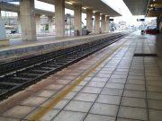 La stazione ferroviaria di Jesi