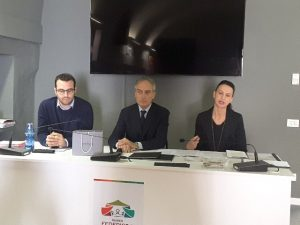 Francesco Giuliani, Luca Butini, Maria Marchegiani