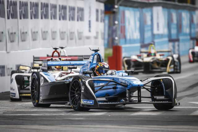 Sebastien (che), Formula E team Renault E.DAMS, action during the 2018 Formula E championship, at Rome, Italy, april 14 to 15 - Photo Francois Flamand / DPPI