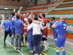 La gioia del Campocavallo promosso in Serie C1