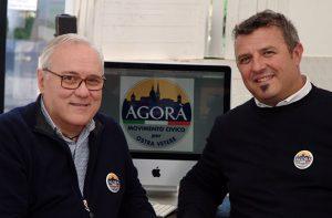 Carlo Casagrande e Giordano Rotatori