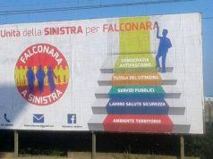 Il manifesto di Falconara a Sinistra
