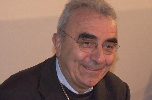 Il vescovo di Senigallia Francesco Manenti