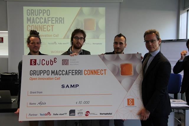 """""""Gruppo Maccaferri Connect"""": premiate le 3 proposte innovative"""