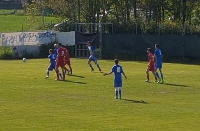 Il Marina vittorioso in casa con il Ciabbino per 3-1