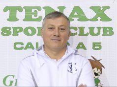 Carlo Castorina, vicepresidente della Tenax calcio A5