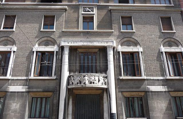 Nella Casa del Mutilato gli uffici dell'Asur. In stand by la trattativa con la Prefettura