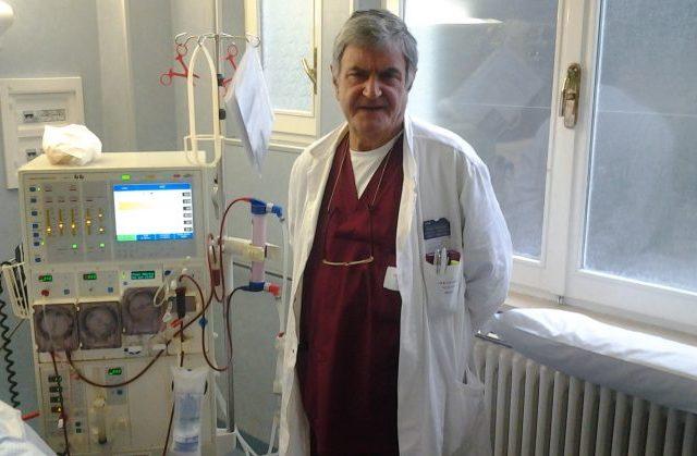 Il dottor Sergio Baldini