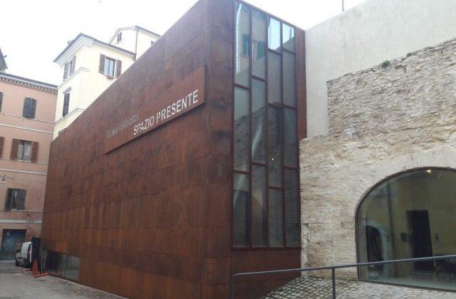 Spazio Presente al Museo della città