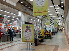 La galleria del centro commerciale Il Maestrale di Senigallia