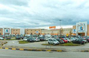 Il centro commerciale Il Maestrale