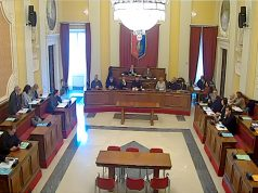 La seduta del consiglio comunale di Senigallia