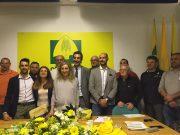 Il nuovo direttivo di Coldiretti Ancona