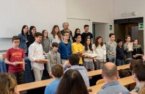 Foto di gruppo dei vincitori (Foto di Wissam Ahmad)
